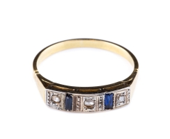 Art Deco Ring 1920