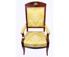 Biedermeier Sessel  Thurn & Taxis