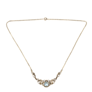 Art Deco Collier